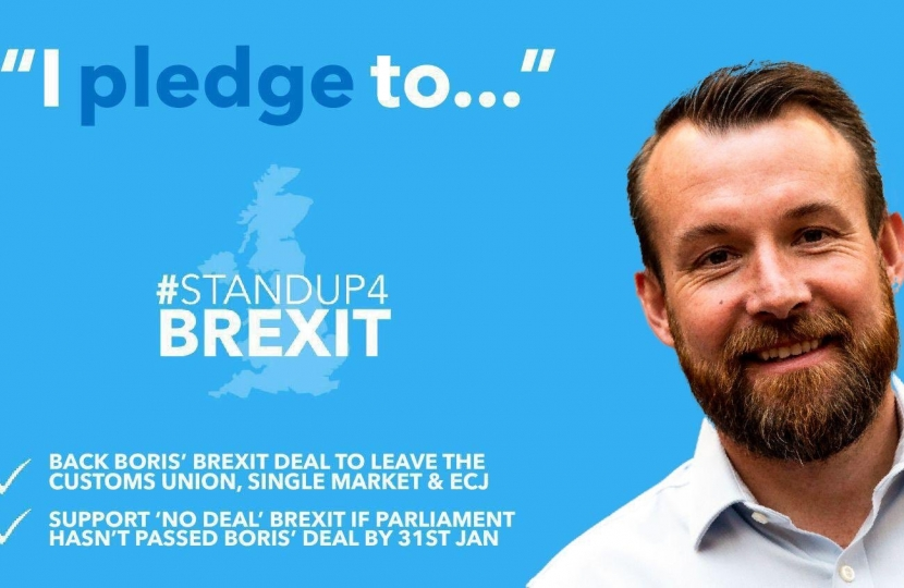 Stuart Anderson Supports Brexit
