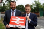 Tettenhall Train Station